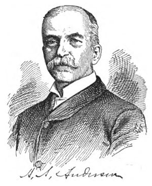 Abraham Archibald Anderson - Alexander Archibald Anderson