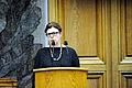 Alfheidur Ingadottir, Island. Nordiska radets session i Kopenhamn 2011 (1).jpg