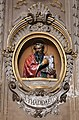Alfonso lombardi (attr.), cristo e i dodici apostoli, 1524-25, 09 taddeo.jpg