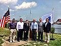 Alford Street Bridge Opening, August 1, 2014 (14801478474).jpg