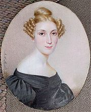 Alfred Thomas Agate's portrait miniature of a lady.jpg