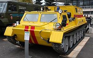 All-terrain vehicle GAZ-34039 -3.jpg
