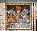All Saints, South Milton, Devon - Royal Arms - geograph.org.uk - 1738557.jpg