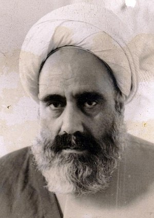 Abdul-Hussein Amini cover