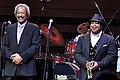 Allen Toussaint and Nicholas Payton in Toronto Nov 2010.jpg