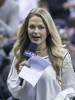 Allie LaForce American sports journalist