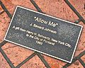 Allow Me plaque - Portland, Oregon.jpg