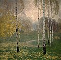 Alois Kalvoda - Birch Trees.jpg
