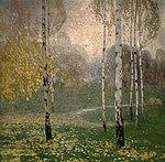 Alois Kalvoda - Birch Trees.jpg