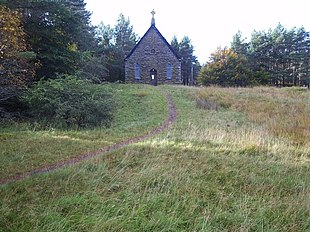 Altnaharra Church