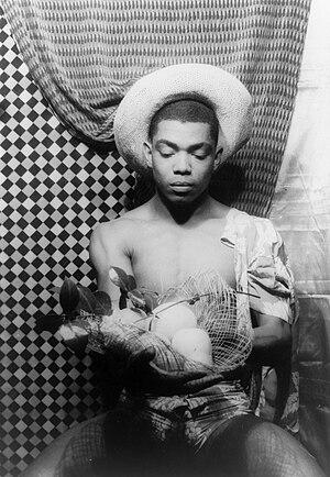 Alvin Ailey - photographed by Carl Van Vechten, 1955