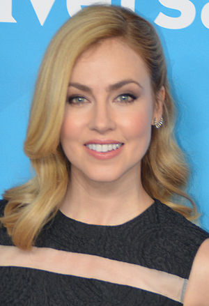 Amanda Schull - Schull at the 2015 Television Critics Association's Press Tour