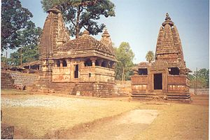 Kalachuris of Tripuri - Temples of Amarkantak, built during the Kalachuri reign