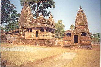 Amarkantak - Ancient temples, Amarkantak