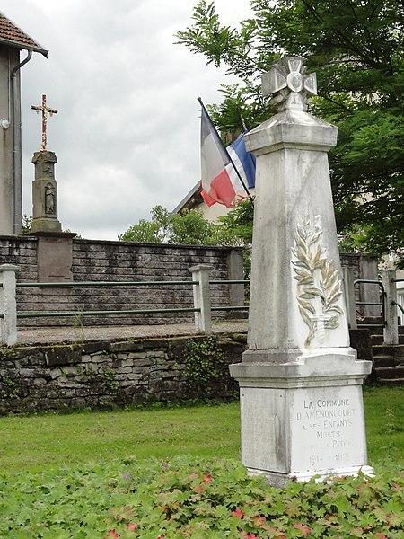 File:Amenoncourt (M-et-M) monument aux morts.jpg