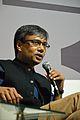 Amit Chaudhuri - Kolkata 2014-01-31 8213.JPG
