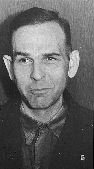 Amon Göth - Amon Göth in 1946, shortly before his execution