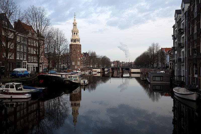 File:Amsterdam, the Netherlands - Rapenburgwal.jpg