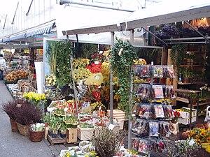 Bloemenmarkt - Image: Amsterdam Bloemenmarkt 3
