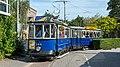 Amsterdam Haarlemmermeerstation EMA tram 144+731 (48787927076).jpg