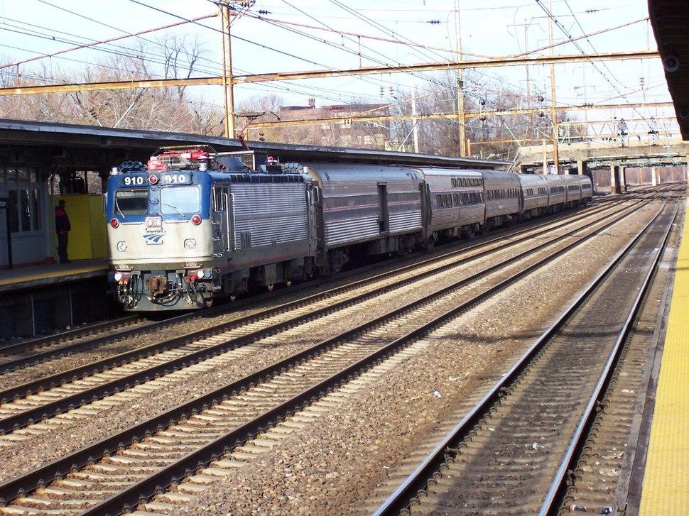 Amtrak Crescent Train 19