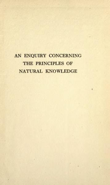 File:An Enquiry Concerning the Principles of Natural Knowledge.djvu