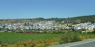 Bornos - Image: Andalucía Bornos tango 7174