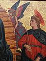 Andrea del castagno, ascensione di maria tra i ss. giuliano e miniato, 1449-50 ca. 08.JPG