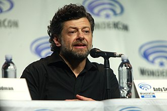 Andy Serkis - Serkis promoting Dawn of the Planet of the Apes at the 2014 San Diego Comic-Con International.