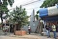 Angan Apartment Complex Under Construction - Mohendro Kanan - 14 Dum Dum Road - Kolkata 2017-08-08 4029.JPG
