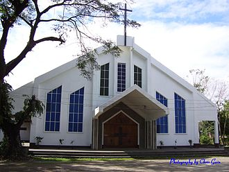 Tabuk, Kalinga - Cathedral of the Episcopal Church in the Philippines, Tabuk City