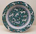 Animal Decorated Ottoman Pottery P1000581.JPG