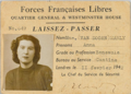 Anna Marly, laissez-passer.png