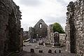 Annaghdown Abbey of St. Mary de Portu Patrum Nave 2010 09 12.jpg