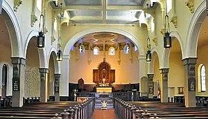 St. Anne's Church (Annapolis, Maryland) - Interior