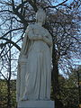 Anne de Beaujeu par Jacques-Édouard Gatteaux, Jardin du Luxembourg.jpg