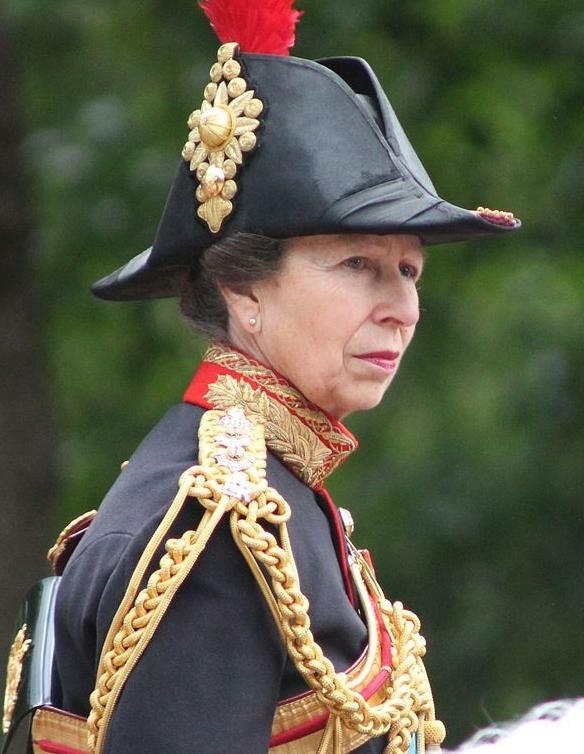 Anne of Great Britain (1950) June 2013