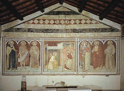 Annunciazione di Pietro Lorenzetti