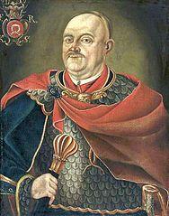 Portret Franciszka Rychłowskiego, kasztelana sandomierskiego (?)