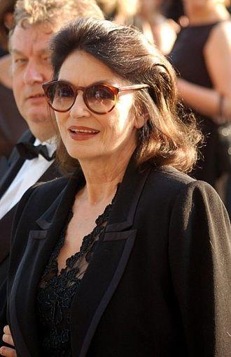 Anouk Aimée - Aimée at Cannes, 2007