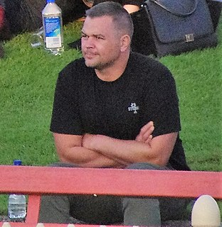 Anthony Seibold Australian rugby league footballer and coach