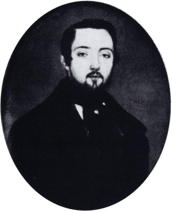 Antolín Faraldo por Francisco Sobrino