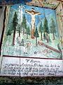 Anton Tožbar, znamenje pri cerkvi v Trenti.jpg