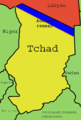 Aouzouremsan mellan Libyen och Tchad sv.png