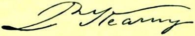 Appletons' Kearny Lawrence - Philip - signature