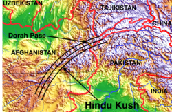 Approximate Hindu Kush range with Dorah Pass.png