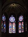 Apse Windows, Notre Dame, Paris June 2014.jpg