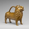Aquamanile in the Form of a Lion MET DP122617.jpg
