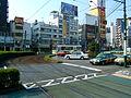 Arakawa tram at Otsuka (289743857).jpg