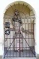Aranyosapáti, Nepomuki Szent János-szobor 2021 03.jpg